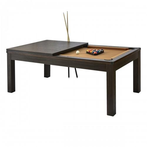 acheter table de billard tapis beige