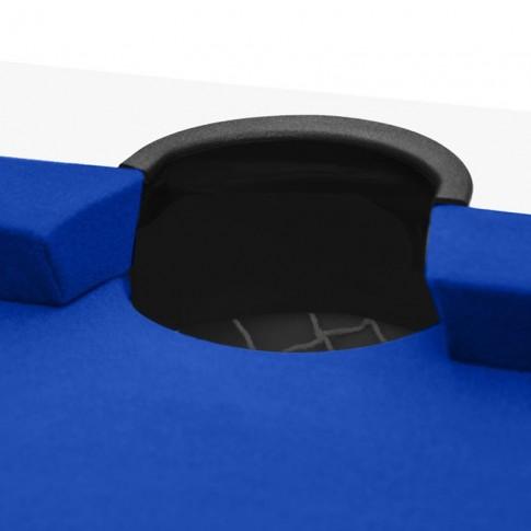 achat billard table pratique 2 en 1 bleu