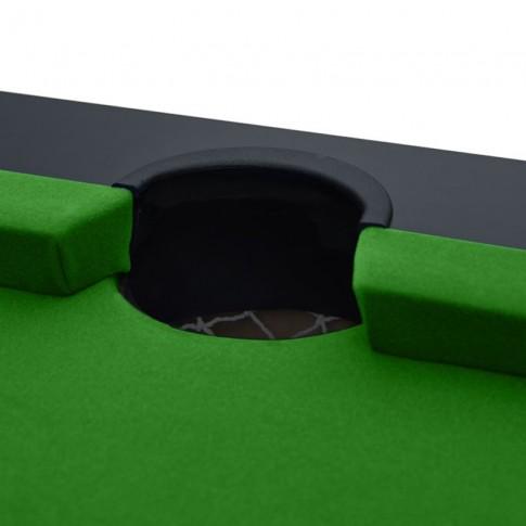 achat billard table tapis vert design
