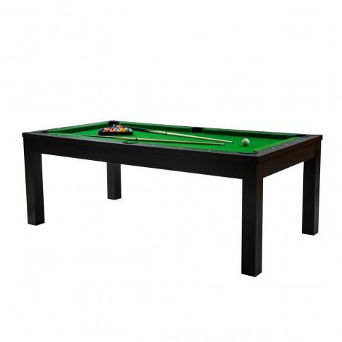 achat table de billard en bois fonce rectangulaire