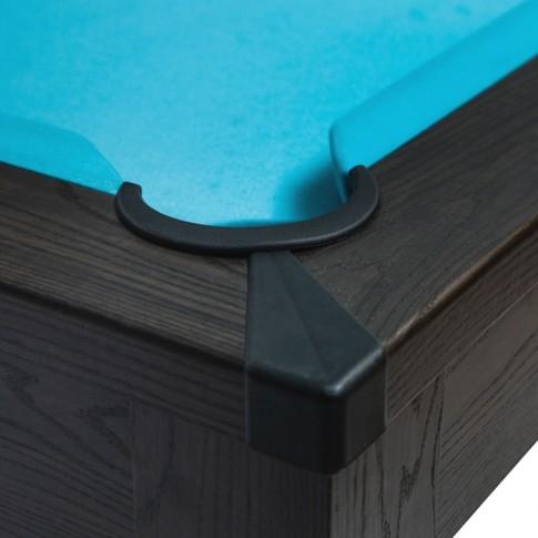 achat table de billard tapis bleu clair