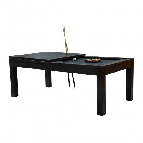 achat table de billard tapis gris fonce