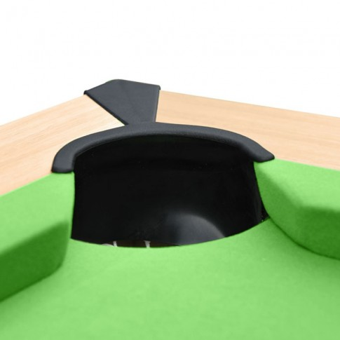 achat table multi jeux en bois mdf