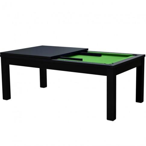 acheter billard table tapis vert design