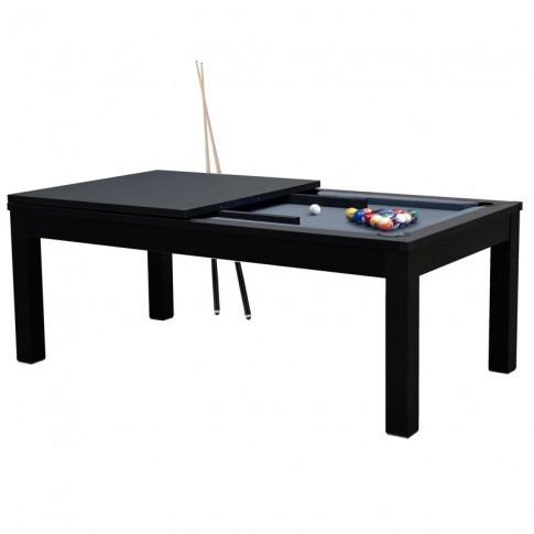 acheter table noire grise 2 en 1