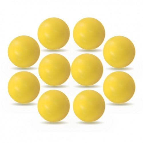 Roberto Sport ITSF yellow balls – pack of 10