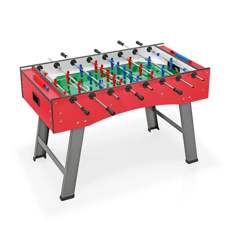 buy red practical football table