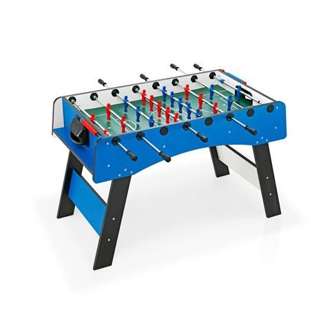 original blue football table
