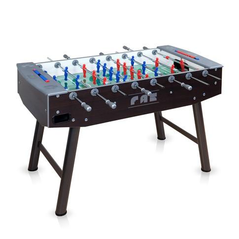 wenge wooden italian football table