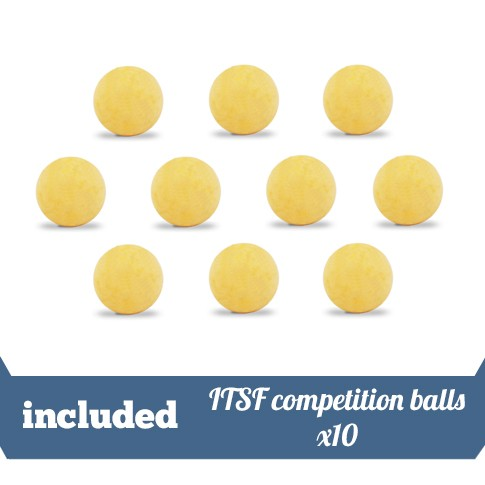ITSF balls Roberto Sport x10