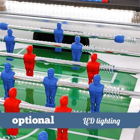 optional led lighting