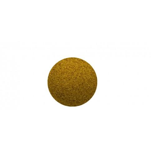 11 palline gialle in sughero economiche