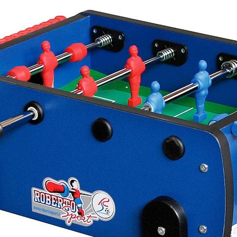 Comprare calciobalilla color blu roberto sport