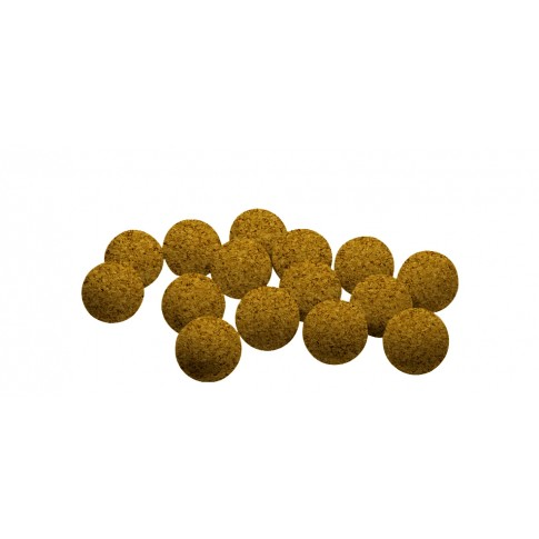 palline gialle in sughero a basso prezzo